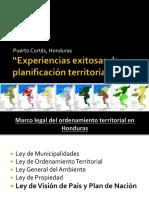Experiencias Exitosas de Planificacion Territorial (Foro)