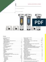 Localizador de tuberías y cables de precisión MXL4 Transmisor MXT4 - C-Scope