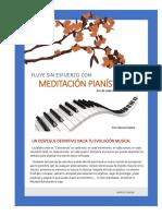 Meditación Pianística - Marcos Sasone