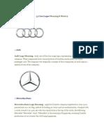 33 Cars Logos Meaning & History - Carlogos