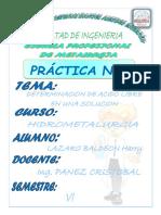 DETERMINACION DE ACIDO LIBRE EN UNA SOLUCION.docx