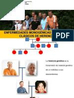 herencia mendeliana 2014