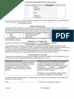 Autorisation - 01 - Sujet Majeur - 2018