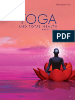 Yoga and Total Health August 2016