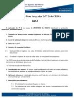 Orientações Ti 2 2017.2