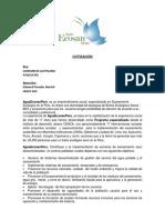 Cotización productos para baños secos AGUAECOSANPERU JAGUI SAC..docx