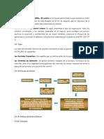 Tema Cuatro de Sistemas y Procedimientos. Control Interno