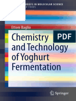 Chemistry and Technology of Yoghurt Fermentation