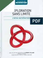 (Le Monde Est Mathématique) Enrique Gracian-Exploration Sans Limite _ l'Infini Mathématique-RBA France (2013)