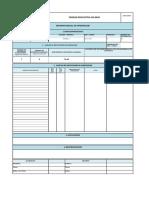 Formatos Informes de Aprendizaje QUIMESTRAL
