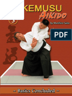 Takemusu Aikido. Morihiro Saito 03