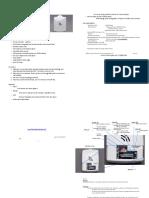 RE616 Cryptix Wireless Siren Instructions