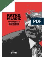 BIRN e-knjiga - Ratko Mladić,  od generala do haškog optuženika, 590 str.