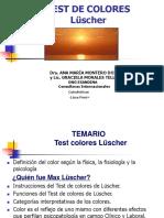 Test Lüscher(Ammd y Gmt)2006