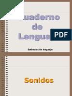 Cuaderno de Lenguaje
