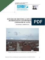 303 Informe de La Hidrologia