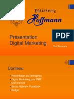 4. Presentation Patisserie Hoffmann