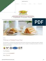 Fatihah Frozen Food