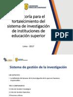 04 - Investigación 2017
