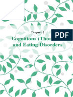 Cognitions (Thoughts) and Eating Disorders