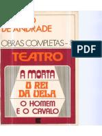 o Rei Da Vela Oswald de Andrade