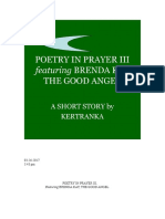 Poetry In Prayer III featuring Brenda Kay, The Good Angel