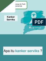 Presentasi Kanker Serviks