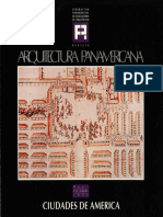FPAA - Arquitectura Panamericana 1 - Ciudades de América