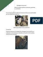 Geología-estructural