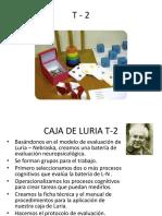 CAJA DE LURIA T-2