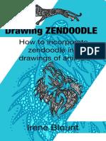 Drawing ZENDOODLE - Irene Blount