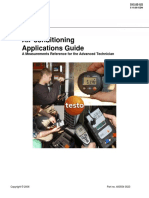 Testo Ac Applications Guide 1