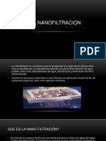 Nanofiltracioooon