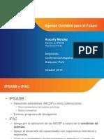 10.PONENCIA - Conferencia Arequipa, Perú - Lic. Aracelly Mendez