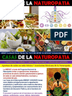Casas Naturopatia Requerimientos Beneficios