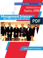 Management Sciences