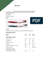 125316587 Goma de Poliisopreno