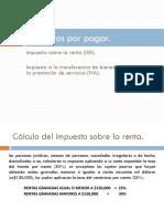 El Salvador Legis - Impuesto Sobre La Renta e IVA