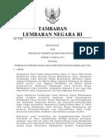 PP Nomor 30 Tahun 2012 (PP Nomor 30 Tahun 2012)