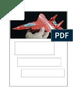 Aircraft Paper F15