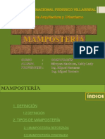 Mampostera