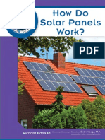 Science in the Real World - How Do Solar Panels Work