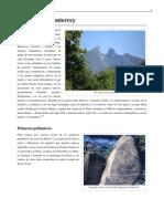 Historia de Monterrey en Wikipedia