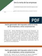 Diapositva de Finanzas