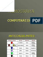 hemograma computarizado