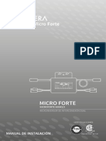 Serie MicroForte Mi