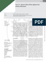 (2007)  The Promise of Hox11 + Stem Cells of the Spleen for Treating Autoimmune Diseases