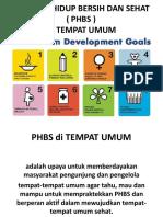 PHBS Tempat Umum