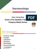 Rs i Pharmacology