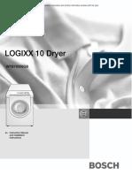 Logixx 10 Dryer Manual